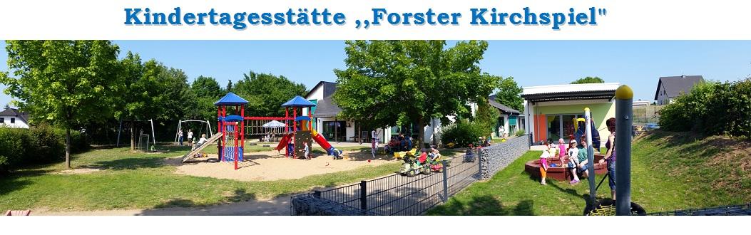 Kindertagesstätte Forster Kirchspiel